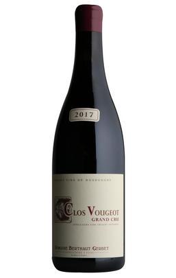 2017 Clos Vougeot, Grand Cru, Domaine Berthaut-Gerbet, Burgundy