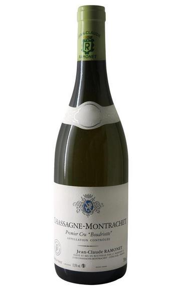 2017 Chassagne-Montrachet Blanc, Boudriotte, 1er Cru, Domaine Ramonet, Burgundy