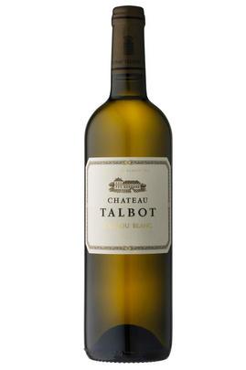 2017 Le Caillou Blanc de Ch. Talbot Bordeaux
