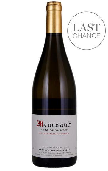 2017 Meursault, Sous La Velle, Anne Boisson, Burgundy
