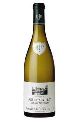 2017 Meursault, Clos de Mazeray, Blanc Domaine Jacques Prieur, Burgundy