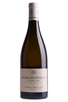 2017 Bâtard-Montrachet, Grand Cru, Domaine Henri Boillot, Burgundy
