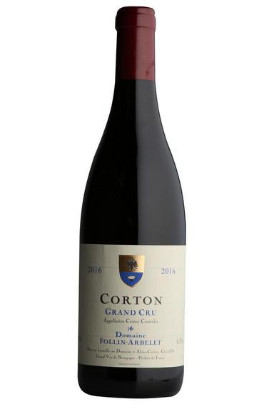 2018 Corton, Grand Cru, Domaine Follin-Arbelet, Burgundy