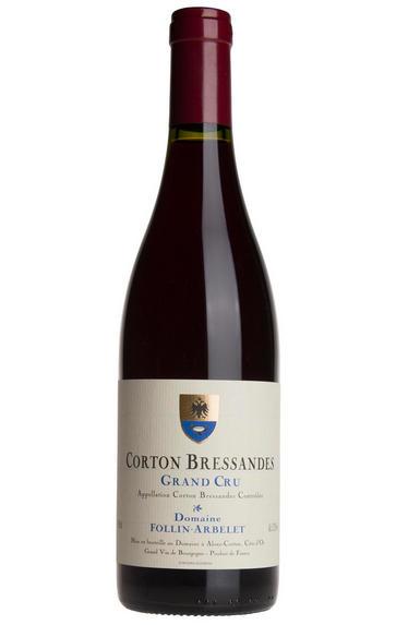 2018 Corton-Bressandes, Grand Cru, Domaine Follin-Arbelet, Burgundy