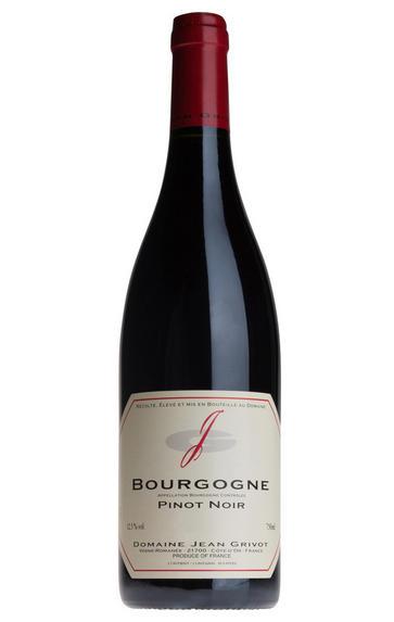 2018 Bourgogne Rouge, Domaine Jean Grivot, Burgundy