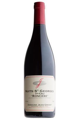 2018 Nuits-St Georges, Les Roncières, 1er Cru, Domaine Jean Grivot, Burgundy