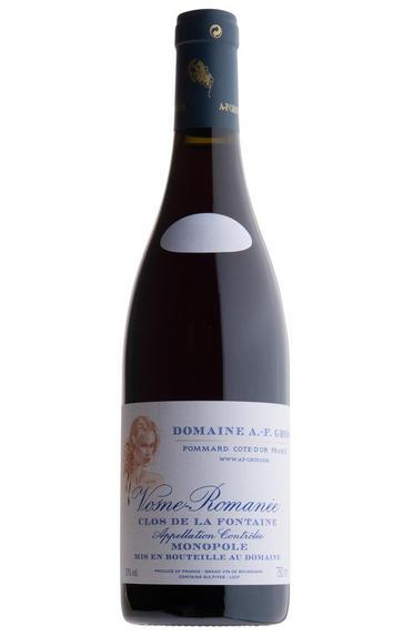 2018 Vosne-Romanée, Clos de la Fontaine, Domaine A.-F. Gros, Burgundy