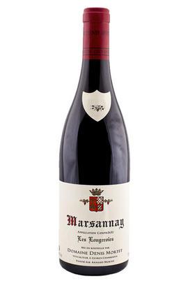 2018 Marsannay, Les Longeroies, Domaine Denis Mortet, Burgundy