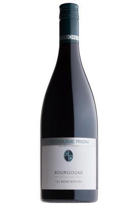 2018 Bourgogne, Les Bons Bâtons, Domaine Michèle & Patrice Rion, Burgundy
