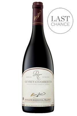 2018 Gevrey-Chambertin, Clos Prieur, 1er Cru, Domaine Rossignol-Trapet, Burgundy