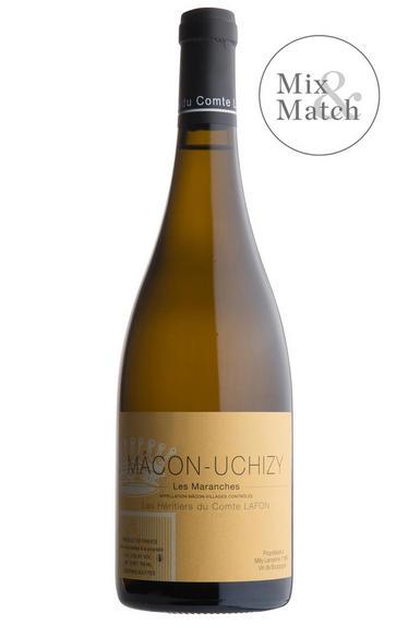 2018 Mâcon-Uchizy, Les Maranches, Les Héritiers du Comte Lafon, Burgundy