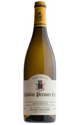 2018 Chablis, Les Clos, Grand Cru, Jean-Paul & Benoît Droin, Burgundy