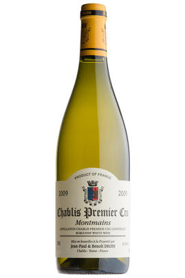 2018 Chablis, Montmains, 1er Cru, Jean-Paul & Benoît Droin, Burgundy