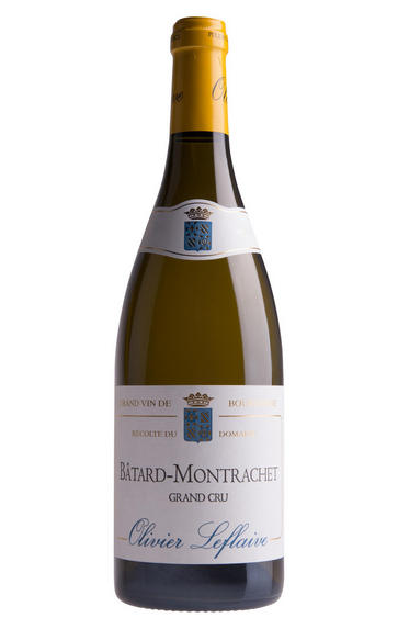 2018 Bâtard-Montrachet, Grand Cru, Olivier Leflaive, Burgundy