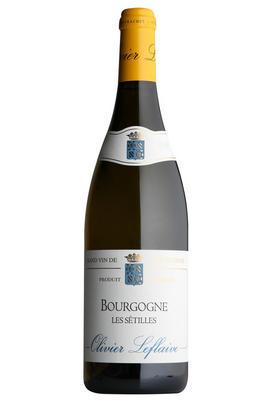 2018 Bourgogne Blanc, Les Sétilles, Olivier Leflaive, Burgundy