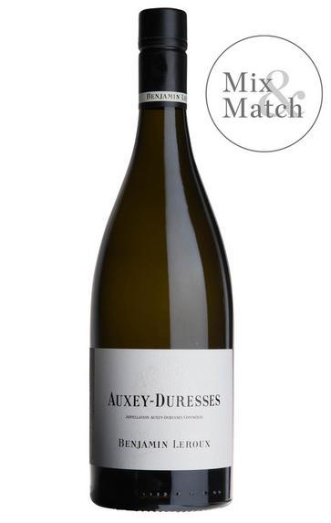 2018 Auxey-Duresses Blanc, Benjamin Leroux, Burgundy
