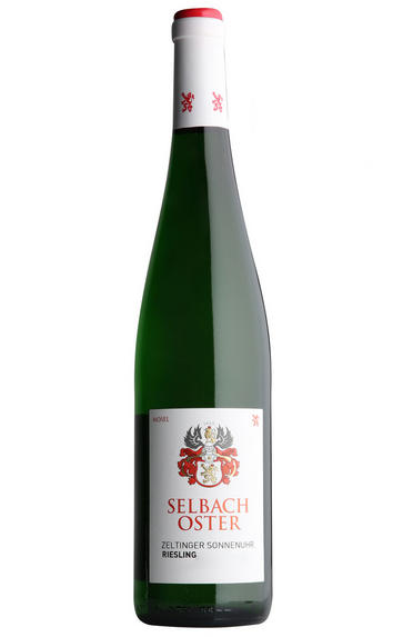 2018 Riesling, Spätlese, Zeltinger Sonnenuhr, Selbach-Oster, Germany