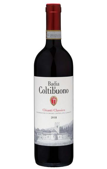 2018 Chianti Classico, Badia a Coltibuono, Tuscany, Italy