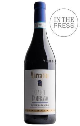 2018 Barbera d'Alba, Ciabot Camerano, Marcarini, Piedmont, Italy