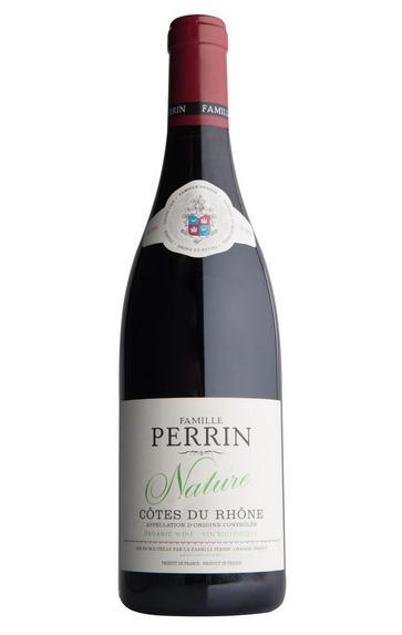 2018 Côtes du Rhône Nature Rouge, La Famille Perrin, Rhône