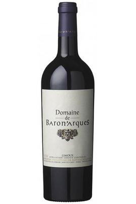 2018 Domaine de Baronarques, Rouge, Limoux, Languedoc