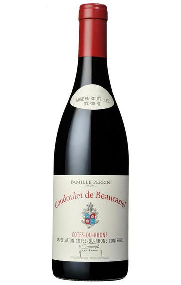 2018 Côtes du Rhône Rouge, Coudoulet de Beaucastel, Famille Perrin