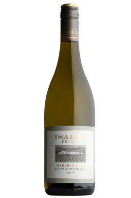 2018 Isabel Estate Sauvignon Blanc, Marlborough, New Zealand