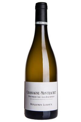 2018 Chassagne-Montrachet, Les Baudines, 1er Cru, Benjamin Leroux, Burgundy