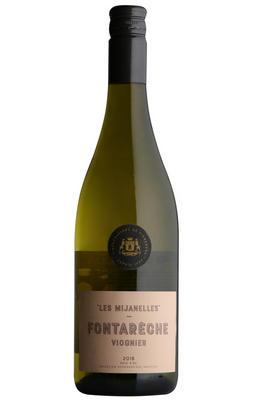 2018 Domaine Fontarèche, Viognier, Vin de Pays d'Oc, Languedoc-Roussillon