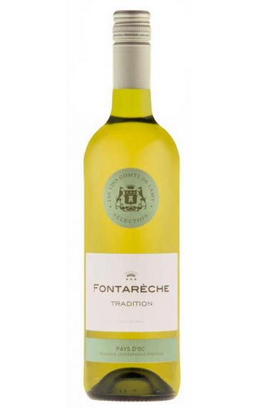 2018 Château Fontarèche, Blanc, Pays d'Oc