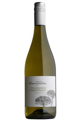 2018 Chardonnay/ Roussanne, Dom F Jourdan, Côteaux de Béssilles