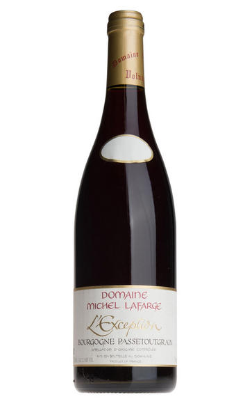 2018 Bourgogne Passetoutgrain, L'Exception, Domaine Michel Lafarge