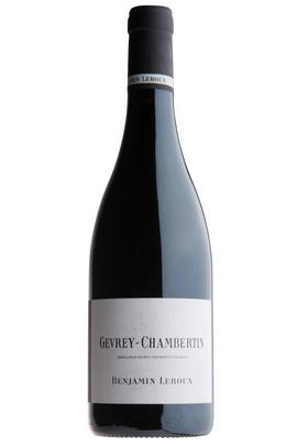 2018 Gevrey-Chambertin, Les Champeaux, 1er Cru, Benjamin Leroux, Burgundy