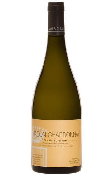 2018 Mâcon-Chardonnay, Clos de la Crochette, Héritiers du Comte Lafon, Burgundy