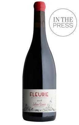 2018 Fleurie, Domaine Julien Sunier, Beaujolais
