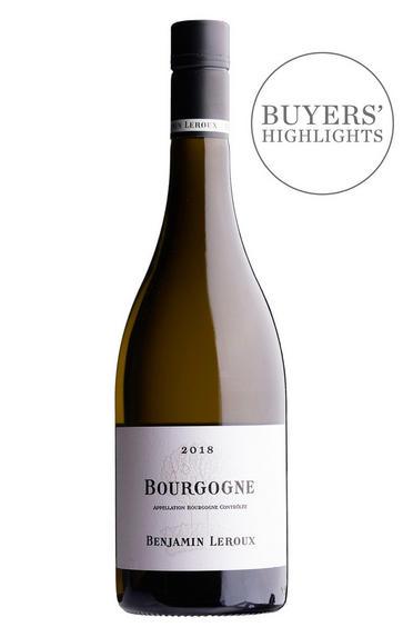 2018 Bourgogne Blanc, Benjamin Leroux, Burgundy