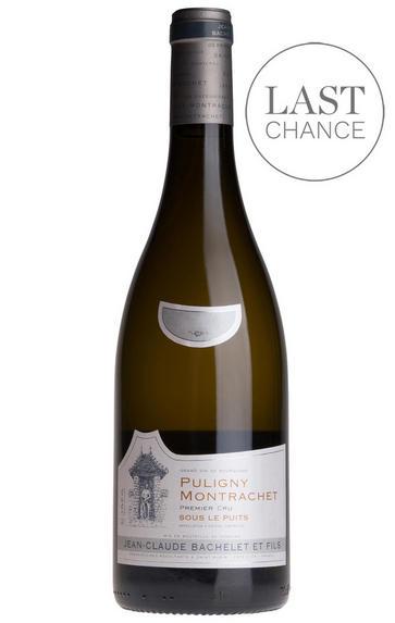 2018 Puligny-Montrachet, Sous le Puits, 1er Cru, Jean-Claude Bachelet