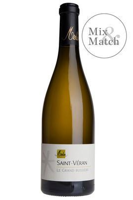 2018 St Véran, Le Grand Bussière, Olivier Merlin, Burgundy