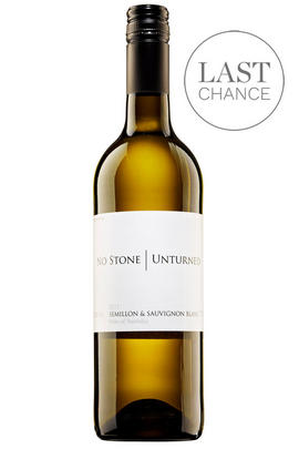 2018 No Stone Unturned, Sémillon & Chardonnay, Murray Darling, Australia