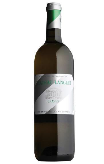 2018 Ch. Langlet Blanc, Graves, Bordeaux