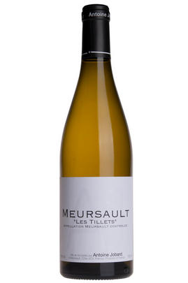 2018 Meursault, Les Tillets, Domaine Antoine Jobard, Burgundy