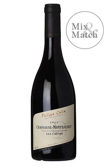 2018 Chassagne-Montrachet Rouge, Les Chênes, Domaine Philippe Colin, Burgundy