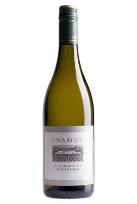 2018 Isabel Estate, Pinot Gris, Marlborough, New Zealand