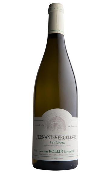 2018 Pernand-Vergelesses Blanc, Domaine Rollin Père & Fils, Burgundy