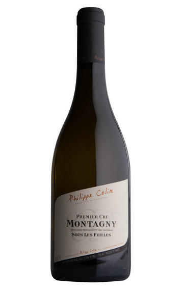 2018 Montagny, Sous les Feilles, 1er Cru Domaine Philippe Colin, Burgundy