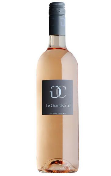 2018 Le Grand Cros, Rosé, Domaine du Grand Cros, Côtes de Provence