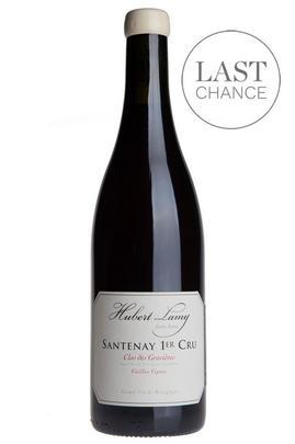 2018 Santenay, Clos des Gravières, 1er Cru, Domaine Hubert Lamy