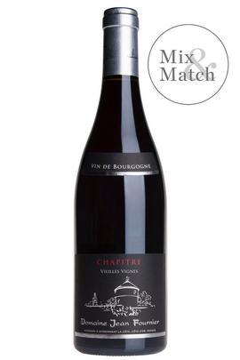 2018 Bourgogne Rouge, Le Chapitre, Vieilles Vignes, Domaine Jean Fournier
