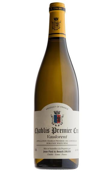 2018 Chablis, Vaulorent, 1er Cru, Jean-Paul & Benoît Droin, Burgundy