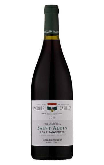 2018 St Aubin, Les Pitangerets, 1er Cru, Domaine Jacques Carillon, Burgundy